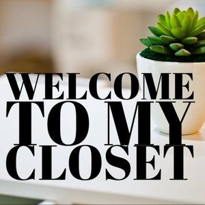 Welcome to my closet! Offers Welcome! Follow Me!